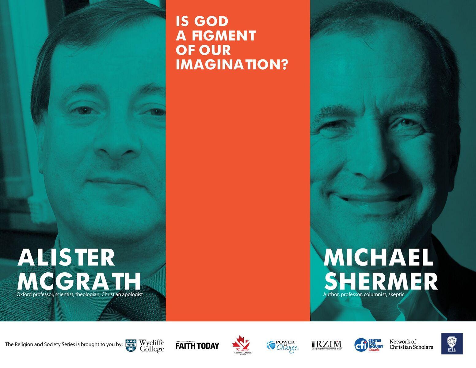 McGrath/Shermer Debate